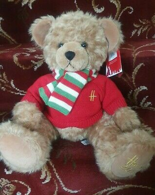 Harrods Christmas Teddy Bear 2010  • 25£