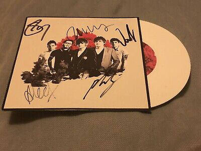 Kids In Glass Houses Vinyl The Best Is Yet To Come Vinyl Fully Signed Blink 182 • 2.37£