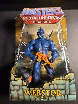 $100 • Buy Masters Of The Universe Classics Webstor