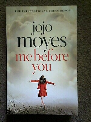 AU4 • Buy Me Before You By Jojo Moyes (Paperback, 2012)