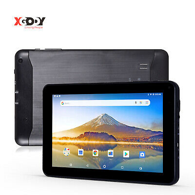 AU82.99 • Buy XGODY New 2020 Android 9.0 9  Inch 32/16GB Quad-Core WI-FI 1.50Ghz GPS Tablet PC