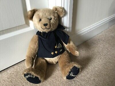 Harrods Teddy Bear 2000 Millennium Edition • 9.80£
