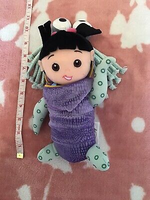 Boo Monsters Inc Soft Toy Plush Disney World Parks Costume Doll • 5.20£