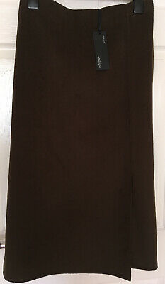 £14.99 • Buy Marks And Spencer  Autograph Wool Blend Skirt Size 18 Bnwt