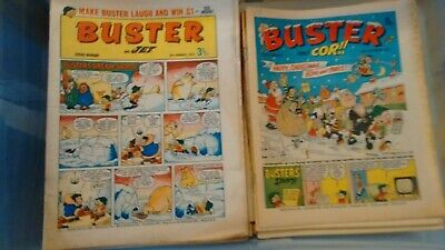 BUSTER Comic 1973 1974 1975 Various Issues - Pick Ones You Want Offers Available • 2.99£