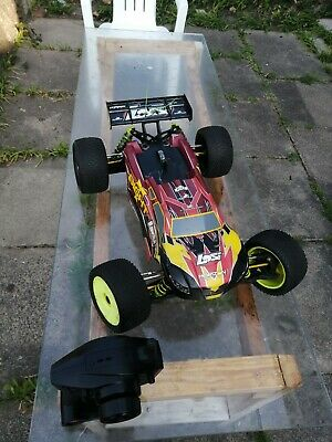 Losi 8ight T Flux 4s 1/8 Scale RC Truggy - Excellent Condition Hpi • 400£