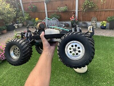 Thunder Tiger MTA 4x4 S28 Large Scale 1:8 Monster Truck RC Nitro • 99.99£