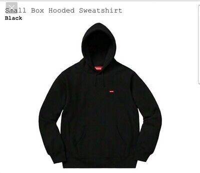 $ CDN265.35 • Buy Supreme Small Box Logo Hooded Sweatshirt (SS20) Hoodie Black Size MEDIUM