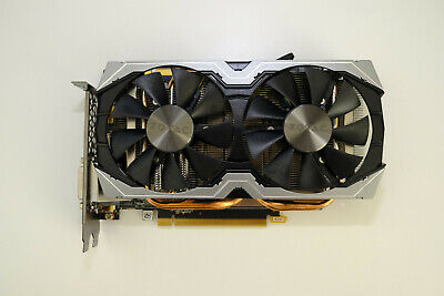 $ CDN166.67 • Buy ZOTAC GeForce GTX 1070 Mini 8GB GDDR5 Graphics Card (Used) Works Great