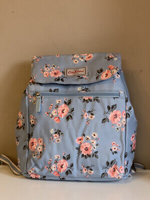 Cath Kidston Grove Bunch Handbag Backpack Oilcloth BNWT • 35£