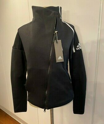 AU69.99 • Buy Adidas Zne | Womens Zip Up Jacket Track Top | Black | New | Small S | Rrp $140