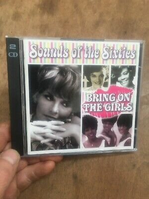Sounds Of The Sixties:Bring On The Girls CD 2011 Time Life 60s Various Female • 40£