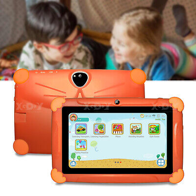 AU66.99 • Buy XGODY For Kids Tablet PC Android 8.1 7  Inch 16GB ROM Dual Camera Quad-Core WIFI