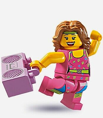 $ CDN7.99 • Buy Lego Series 5 Collectible Minifigure: FITNESS INSTRUCTOR --FLAT RATE SHIPPING!