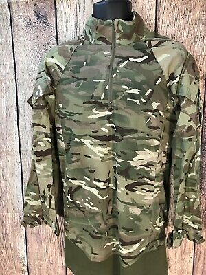 GEN III BRITISH ARMY FULL MTP MULTICAM UBAC UBACS COMBAT SHIRT 170/90 Medium • 8£