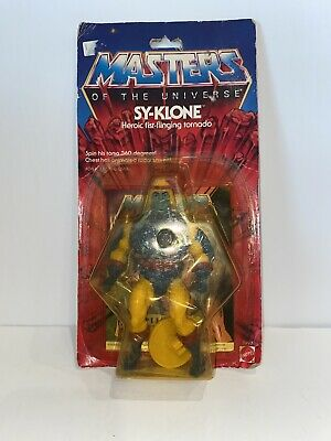 $65 • Buy Vintage Sy-Klone Masters Of The Universe-New In Package Figure