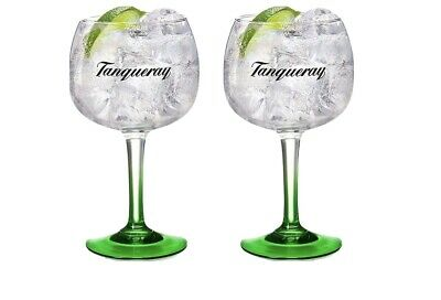 6 X Brand New Large Tanqueray Gin Ballon Bowl Glasses. • 34£