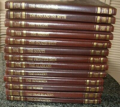 Time Life Books - The Old West - 13 Hardback Books  • 29.99£