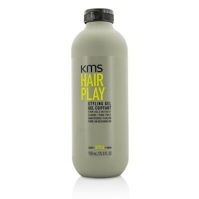 AU52.05 • Buy KMS California Hair Play Styling Gel (Firm Hold Without Flaking) 137004 750ml