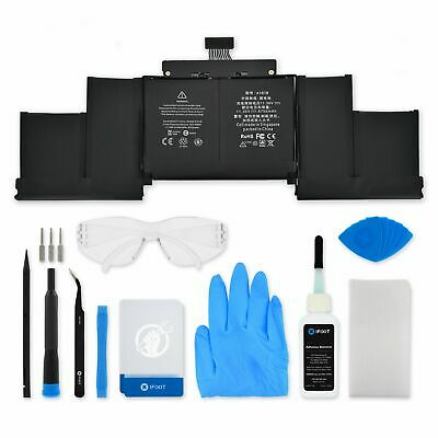 $114.99 • Buy IFixit Battery Compatible With MacBook Pro 15  Retina (Mid 2015) - Fix Kit