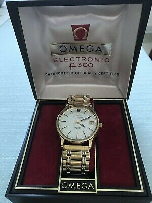 $ CDN378.69 • Buy Vintage 1976 Omega Constellation Chronometer Electronic Mens For Parts Or Repair