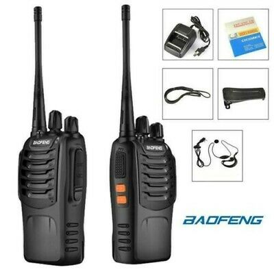 $ CDN20.56 • Buy BAOFENG (2) BF-888S UHF Walkie 2-Way Radio 16CH 400-470MHZ LONG RANGE NEW IN BOX