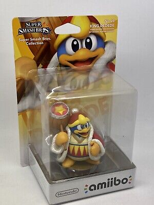 AU39.99 • Buy Nintendo Amiibo Figure King Dedede Super Smash Brothers No. 28, Kirby Dream Land