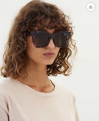 AU51 • Buy QUAY After Hours Sunglasses Tort And Brown RRP: $65 BRAND NEW