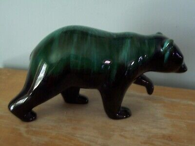 $ CDN14.99 • Buy Vintage 10  Blue Mountain Pottery Walking Bear