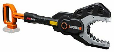 WORX WG307E Jawsaw Chainsaw For Safe Sawing Of Branches Woodworking NEW • 182.99£