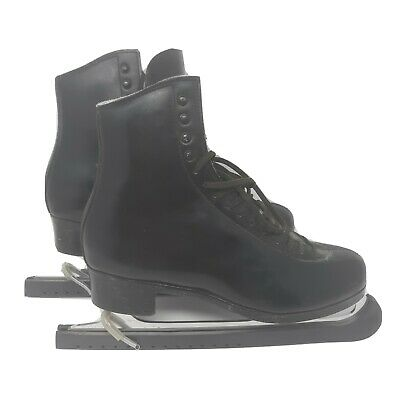$175 • Buy Men's Ice Skates SP Teri Boots Size 8 1/2A W/Coronation Ace 10 1/2 Blades, Cover