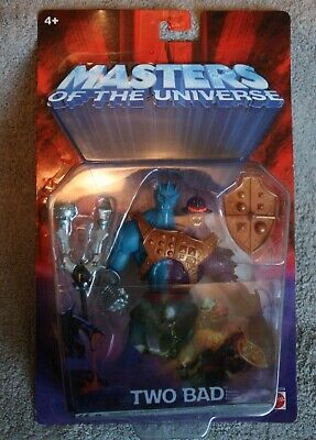 $34.99 • Buy MOTU 200X - Masters Of The Universe 200X - Two Bad - NEW!