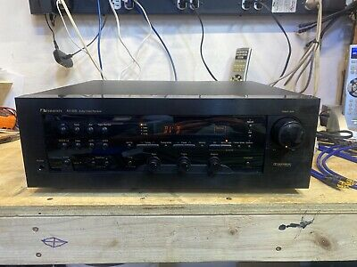 $200 • Buy NAKAMICHI AV-500 Audio Video Receiver Tested Vintage 5.1