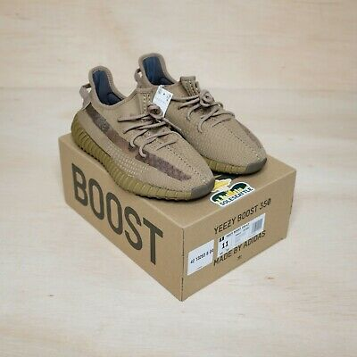 $ CDN542.99 • Buy Adidas Yeezy Boost 350 V2 Earth Size 11, DS BRAND NEW