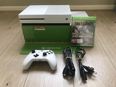 AU195.50 • Buy Xbox One S Console 500gb + Controller + Game