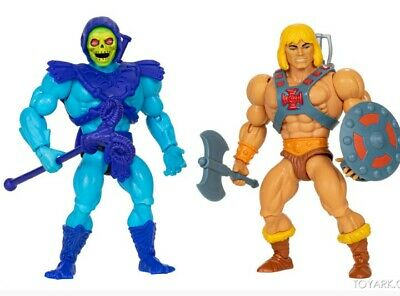 $50 • Buy New For 2020Masters Of The Universe Origins MOTU Skeletor And He Man Mattel