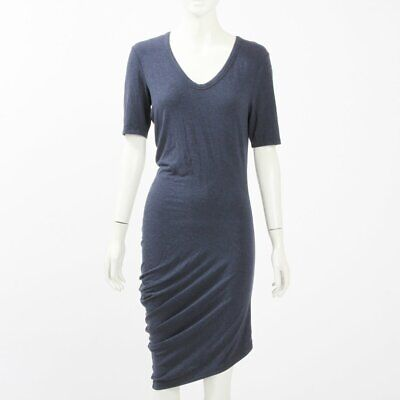 AU99 • Buy T By Alexander Wang Jersey Ruched Dress Size M | AU 10