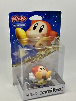 AU39.99 • Buy Kirby Planet Robobot Amiibo | Waddle Dee | Nintendo | *Brand New*