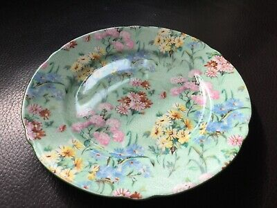 Shelley China Melody Side Tea Plate 15cm • 7.99£