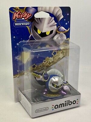 AU47.99 • Buy Kirby Planet Robobot Amiibo | Meta Knight | Nintendo | *Brand New*