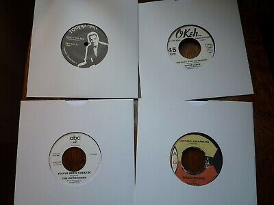 Northern Soul / Soul Lot X 4 Classic Sounds EX / NM Tams Impressions Major Lance • 20£