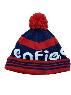 Penfield Beanie Hat Blue Red • 5£