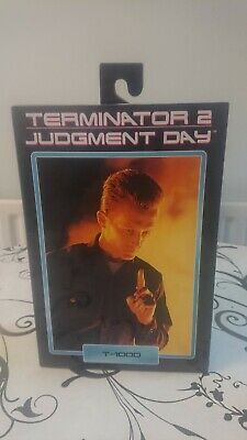NECA - Terminator 2 Ultimate T-1000 7  A/Figure [IN STOCK] • NEW & OFFICIAL •   • 32.99£