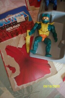 $26 • Buy Lot Of 8 Master Of The Universe Figures Vintage