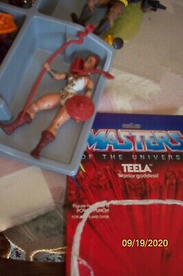 $43 • Buy Lot Of 8 Vintage Masters Of The Universe Figures