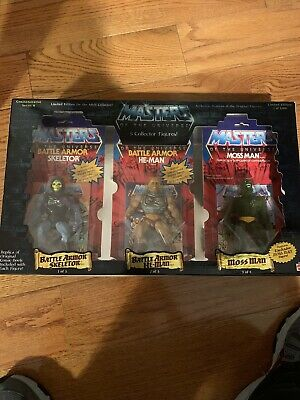 $225 • Buy Masters Of The Universe 5 Pack Commemorative Series 2