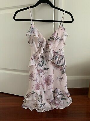 AU45 • Buy Forever New Floral Dress - NEW WITH TAGS - Size 6