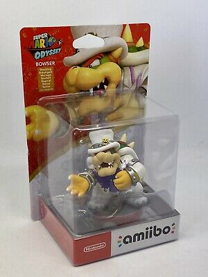 AU39.99 • Buy Bowser - Super Mario Odyssey Amiibo Collection - NINTENDO SWITCH
