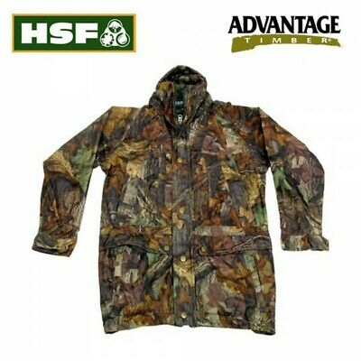 £24 • Buy Hsf Sherpa Jacket - Advantage Timber - Hs1105-42 - Small 38  -  New
