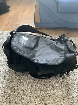 The North Face Base Camp Duffel Waterproof Travel Bag (Size L) Black • 40£